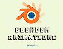 Blender Animations