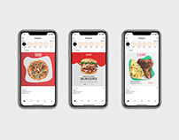 Animated Instagram Food Promotion Post Template