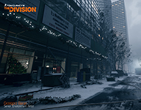 Tom Clancy's The Division - Environment Art