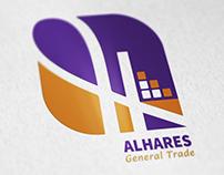 Logo / Identity / ALHARES CO.