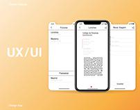 App UX/UI