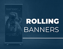 Roll-up - Rolling Banners Design