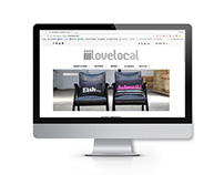 iiilovelocal | Shopify E-commerce Site design & Setup