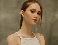 A series of portraits: Nastya