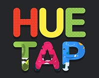 HUE TAP a color board game