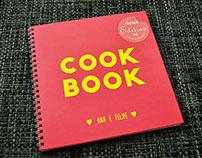 Cookbook Personalizado - Ana & Felipe