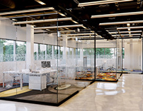 LUXURY GOODS INDUSTRY - Leather goods factory for GUCCI