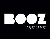 BOOZ logo
