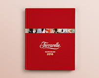 Ferrarelle Reservation book 2016