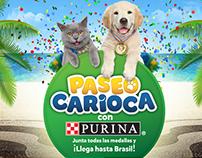 Purina · Paseo Carioca