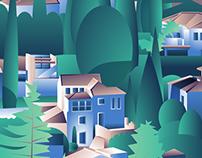 Granada Houses