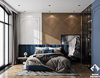 Bedroom #3 in GRAF apartment