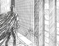 Batman Sample pages
