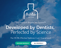 ProFresh UK Website