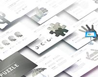PUZZLE - Keynote Infographics Slides