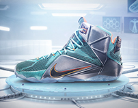 Nike Basketball: Lebron 12