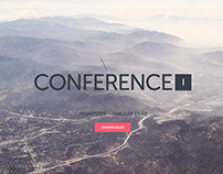 Conference WordPress Theme by CR3ATIV