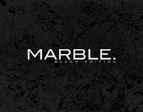 Marble. Black Edition