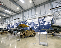 Hangar 3 Environmental Graphics