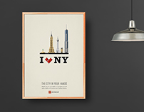 Posters- LEGO Architecture