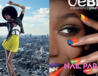 Debby Makeup Advertisment