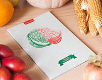 Catálogo de sementes