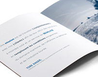 Davie - Leading shipbuilder brochure