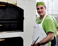 Piz-zetta Restaurant Branding