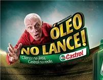 Castrol | Óleo no Lance