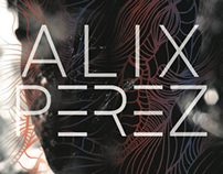 Alix Perez Logo & Artwork