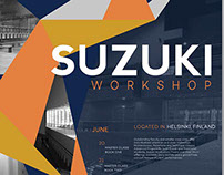 Suzuki Music Workshop - Short Term Identity