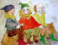 Paddy Pumpkin & Prof' by V.A.Kelly