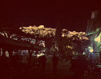 Acropolis by night..