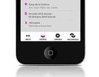 CONARTE App
