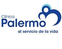 Identidad Gráfica- Clínica Palermo
