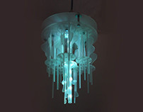 icycle Chandelier