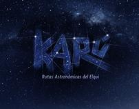 KARÚ · Rutas Astronómicas del Elqui