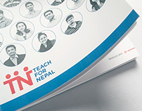 Teach For Nepal - Profiles 2015