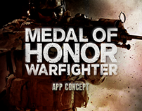 Medal of Honor Warfighter™ - Application Concept