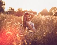 Sunset Kristina