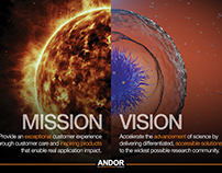 Andor Mission & Vision