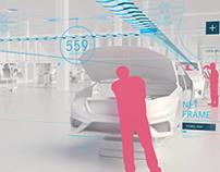 Autofabrik der Zukunft: Factory 56