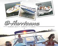 Hurricane Ad for PDB Magazine July 2013