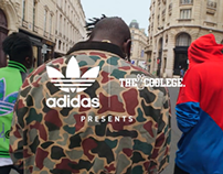 Adidas Original X The Coolege X Pantheone X 4TH