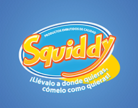 Squiddy - Animated Ad