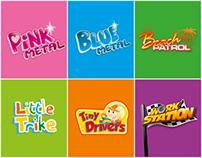 Logos for Toys
