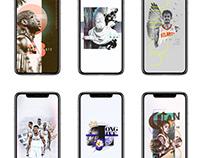 NBA Lock Screens