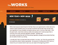 The Works Blog