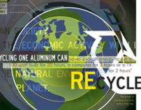 B(eco)me Green Posters