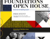 Foundation Exhibition Posters